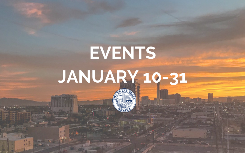 image for Events Jan. 10 -  31