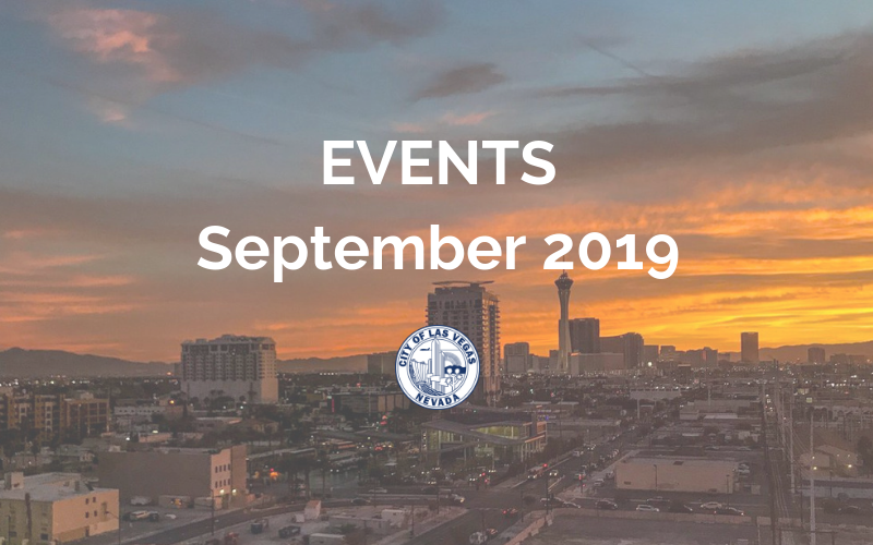 image for September Events