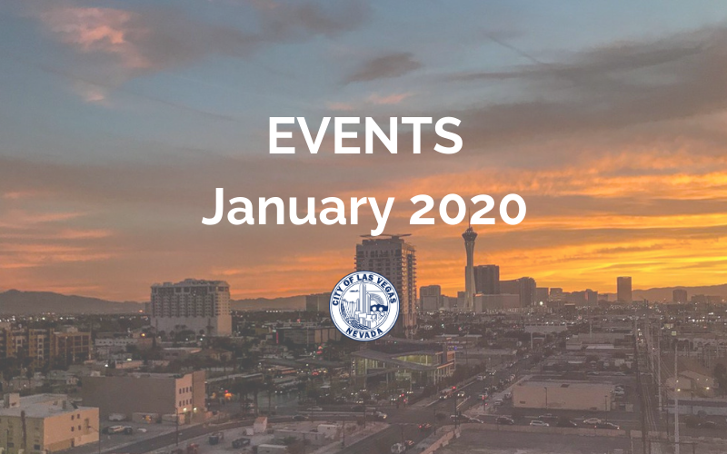 image for January 2020 Events