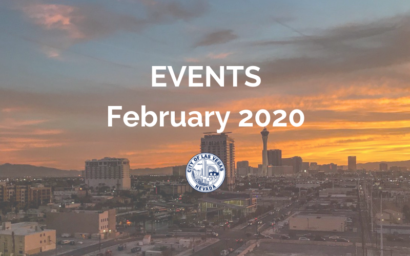 image for February 2020 Events