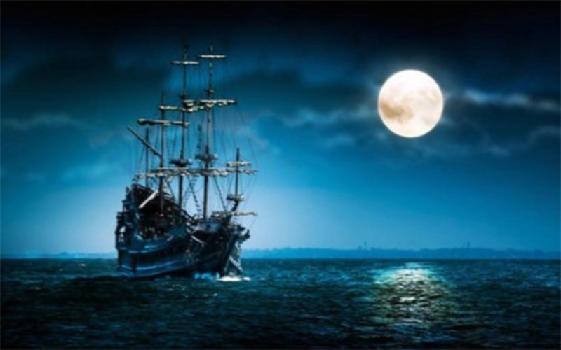 A Night With The Flying Dutchman