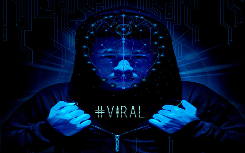 "image for #VIRAL"", Performing & Visual Arts Camp's Final Production event"