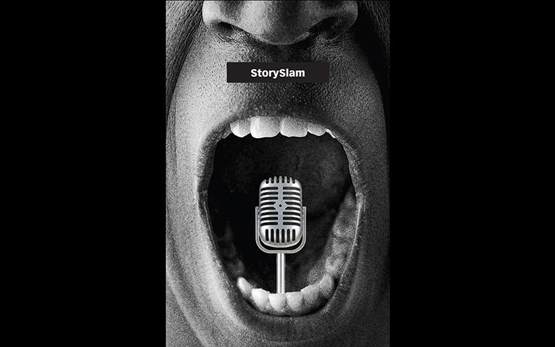 image for StorySLAM: White Lies event