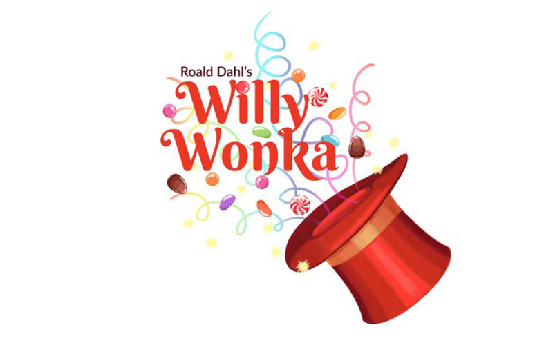 image for Roald Dahl's Willy Wonka event