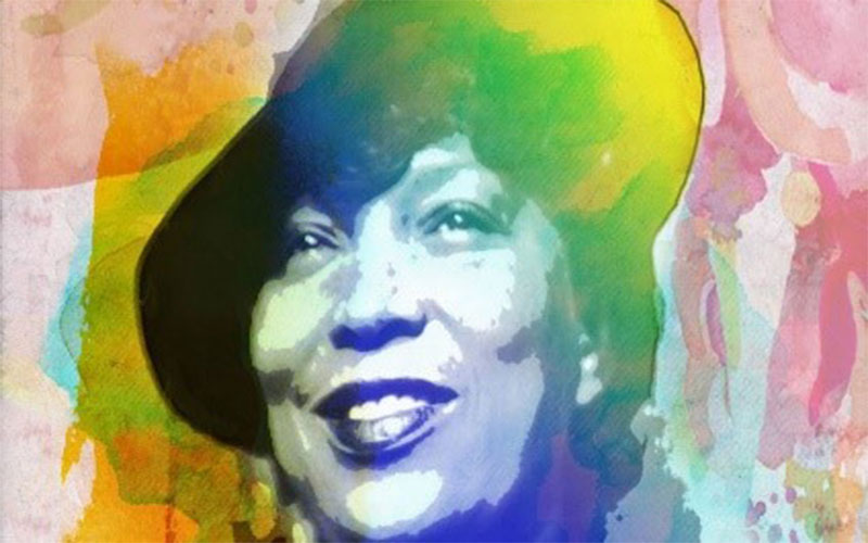 image for Juanita Westbrook as Zora Neale Hurston event